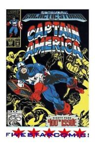 Captain America #400 (May 1992, Marvel)
