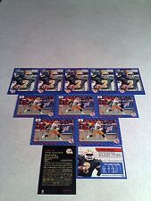 *****Henry Williams*****  Lot of 20 cards.....3 DIFFERENT / Football / CFL
