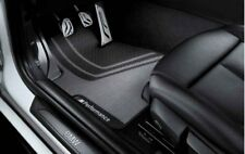 Kit Pédales Pédalier Aluminium Brossé BMW X6 E71 Boîte Manuelle SANS PERÇAGE