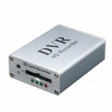 TV DVR Recorder SD Card Real Time Digital Video for Fpv and Vehicle HD Mini 1 Ch