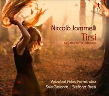 Tirsi-Soprano Cantatas, New Music