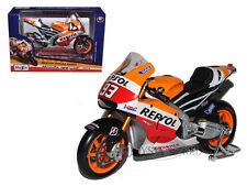 2014 REPSOL HONDA #93 RC2 13V MARC MARQUEZ 1/10 MOTORCYCLE MODEL MAISTO 31406 MA