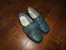 Cosyfeet leather shoes UK 6 extra roomy Grey/blue