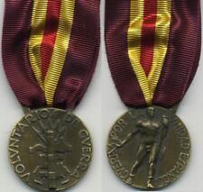 War in Spain medal 1936