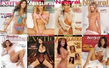 37 Playboy Beauties Magazines & 25 Assorted Penthouse Magazines In PDf on DVD