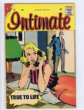 Intimate #3 Charlton Pub 1958
