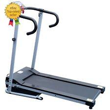 Homcom Motorised Electric Treadmill Running Machine Fitness Sport