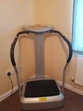 Marcy Vibration Plate Large LCD display 3 workout programmes Excellent Condition