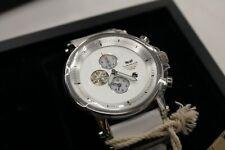 Vestal Plexi Watch White/ Silver PLE002