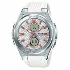 Casio G-MS Hefty Case Stud-Like Cuttings Ladies Watch MSG-C100-7A