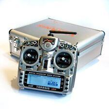 Frsky 2.4 Ghz accst Taranis x9d Plus Transmisor de radio en vuelo Funda