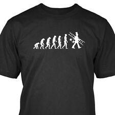 Schornsteinfeger Evolution T-Shirt