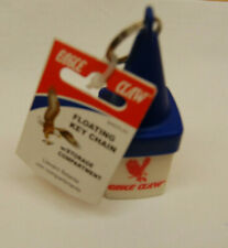 Eagle Claw Floating Key Chain W/ Storage Compartment