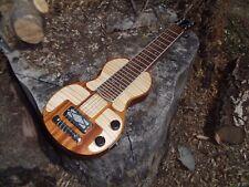 Silk Lap Steel Guitar - Mojo Pickup