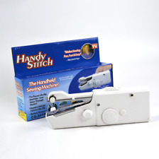 Mini Handheld Sewing Machine Portable Handy Stitch Single-Hand Operation