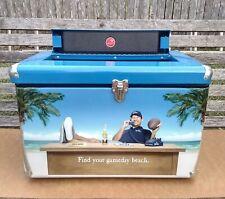 Rare Tony Romo Corona Beer Cerveza Ice Chest Cooler Bluetooth Speaker Htf