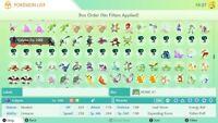 Pokemon Sword & Shield! Shiny Galar Dex! Ultra Shiny with your trainer info!