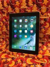 Apple iPad 4th generación 16GB, Wi-Fi, 9.7in - Negro Buenas Condiciones