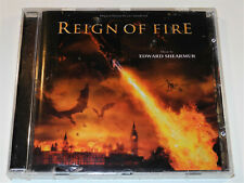 Edward Shearmur REIGN OF FIRE Soundtrack CD New & Sealed
