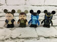 Vinylmation Figures Star Wars Tron Mickey Mouse Lot Of 4