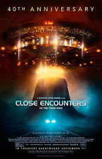 "Close Encounters of the Third Kind ( 11"" x 17"" ) Collector's Poster Print  B2G1F"