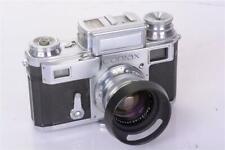 Contax III mit 50mm 1,5 Sonnar Bj. 1940/41 34804