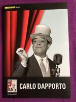 FOLDER 2011 CARLO DAPPORTO  RARO VALORE FACCIALE € 18,00