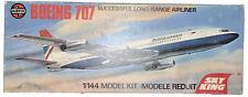 Airfix British Airways Boeing 707 1/144 Aircraft Model Kit