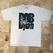 Vintage Bob Dylan T-Shirt 1995 DEADSTOCK XL Single Stitch Rock All Sport 90s