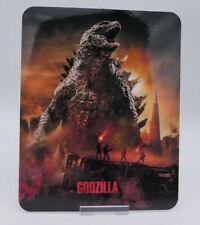 GODZILLA - Glossy Fridge or Bluray Steelbook Magnet Cover (NOT LENTICULAR)