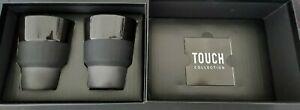 Nespresso Touch Lungo Espresso Cups Mugs Silicone Geckeler Michels Designer