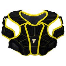 Tron Lx Tron Pro Adult Lacrosse Shoulder Pads - Black, Gold (New) Lists @ $90