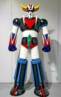 GRENDIZER GOLDORAK GOLDRAKE vintage robot Japan life size custom statue Finet XM