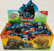 BOX DA 18 BUSTINE THE EPIC ANIMALS FAMIGLIE SELVAGGE