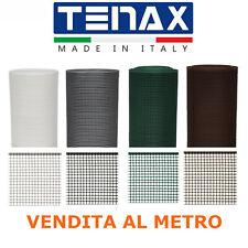 Rete pvc balcone ringhiere recinzioni 10x10 mm H 1 mt Tenax VENDITA A MISURA