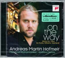 Andreas Martin HOFMEIR: ON THE WAY John WILLIAMS DUDA Tuba Concerto SZENTPALI CD
