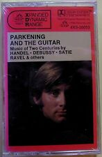 Parkening And The Guitar:  Music Of Two Centuries (Cassette, Angel) NEW
