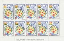 EUROPA CEPT 2002 ZIRKUS CIRCUS - BOSNIEN HERZEGOWINA BOSNIA 265 KLEINBOGEN **