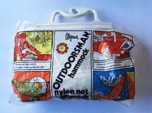 Vintage Algoma Outdoorsman Hammock - New in Original Packaging