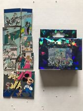 Disneyland Disney 60th Mystery Box Puzzle Series 2nd Complete Pin Panel LE 550