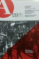 RIVISTA ANARCHICA N.139