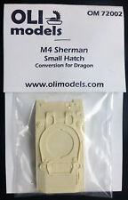 1/72 M4 SHERMAN Small Hatch RESIN Conversion - OLI Models 72002