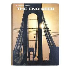 The Engineer - Life Science Library Vintage 1969 Book