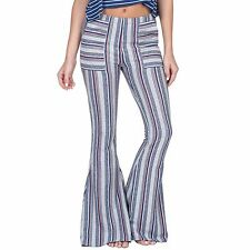 2016 NWT WOMENS VOLCOM I WOULD PANTS $60 S cool blue stone row collection