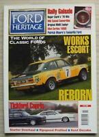 FORD HERITAGE Car Magazine Dec/Jan 1996-97  Ripspeed  TICKFORD CAPRI