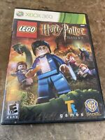 LEGO Harry Potter: Years 5-7 - Xbox 360 Tested No Manual