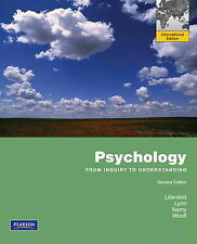 Psychology: From Inquiry to Understanding by Scott O. Lilienfeld, Steven J....