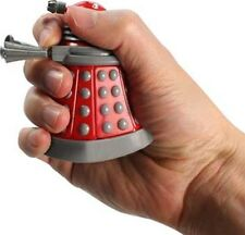 *NEW* Dr Doctor Who RED DALEK Stress Toy 9cm - The Perfect Desktop De-Stresser