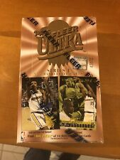 94 95 fleer ultra basketball series 1 sealed box