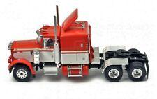 PETERBILT 359   red / white   trattore  IXO  1/43   (TRANSPORTMANIA modellismo)
